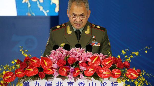 Rusya Savunma Bakanı Şoygu: Türkiye, Rusya ve ABD iş birliği Suriye'deki istikrarı artıracak