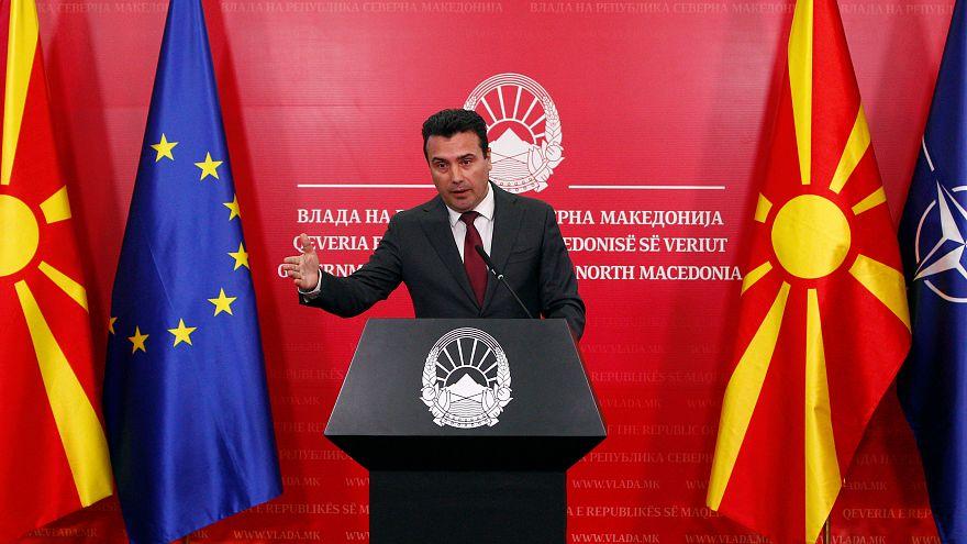 Βόρεια Μακεδονία: Στις 12 Απριλίου οι πρόωρες βουλευτικές εκλογές