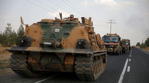 İran, Suriye'de Türk askeri birliği oluşturulmasına karşı olduğunu açıkladı