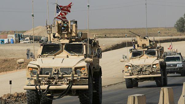 نظامیان آمریکا از سوریه وارد عراق شدند