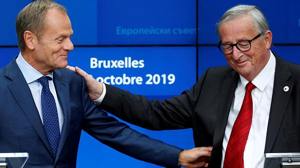 "El llamamiento contra los nacionalismos de Juncker, en ""The Brief from Brussels"""