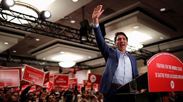 Kanada sandık başına gidiyor: Justin Trudeau'nun zorlu seçimi