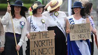 Nordirland: Gesetze zur Abtreibung und gleichgeschlechtlichen Ehe ändern sich um Mitternacht