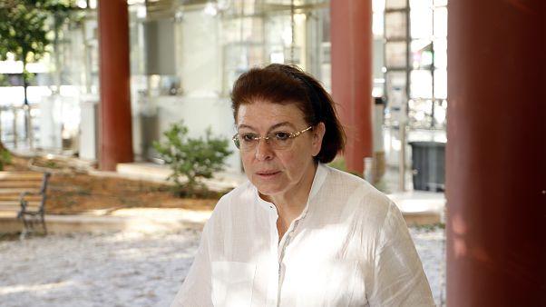 Η υπουργός Πολιτισμού και Αθλητισμού Λίνα Μενδώνη(αρχείου)