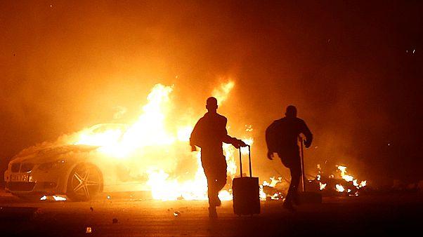 Μάλτα: Εξέγερση μεταναστών σε κέντρο κράτησης