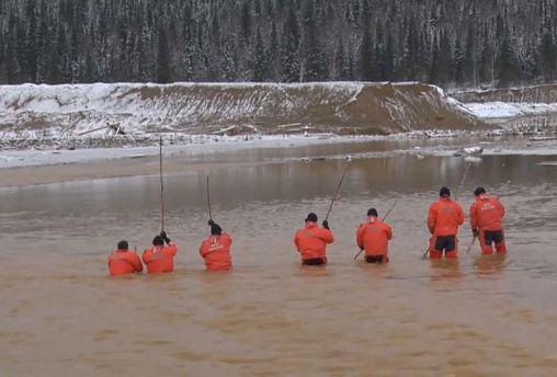 В Красноярском крае ищут пропавших золотодобытчиков