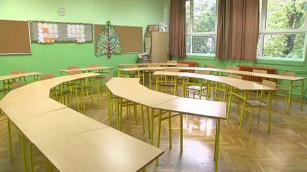 Folytatódik a pedagógussztrájk Horvátországban