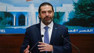 Lebanon's Hariri resigns after days of nationwide protests