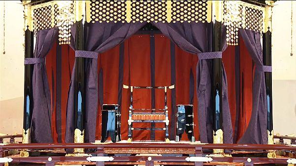 Интронизация императора Нарухито