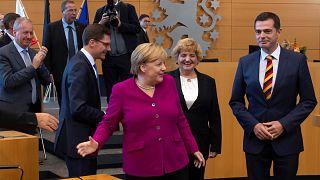 Hitler selamı ile biten ölüm tehditleri alan Alman politikacıya polis koruması