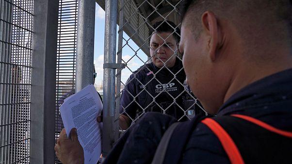 ABD suçlarla mücadele için sığınmacı ve göçmenlerden DNA örneği alacak