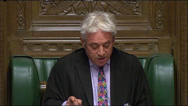 رئيس مجلس العموم البريطاني يوجه صفعة لجونسون ويرفض التصويت مجددا على اتفاق بريكست
