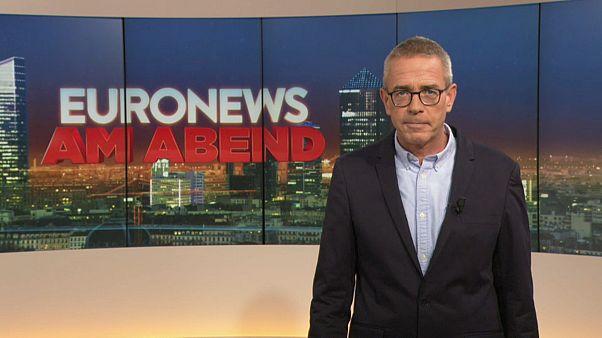 Euronews am Abend vom 21.10.2019
