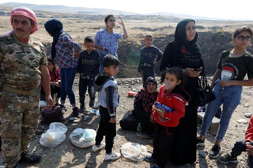 REUTERS/Muhammad Hamed