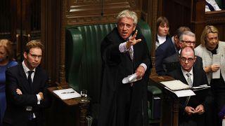 El presidente del Parlamento británico le da el enésimo portazo al Brexit