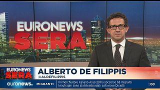 Euronews Sera   TG europeo, edizione di lunedì 21 ottobre 2019