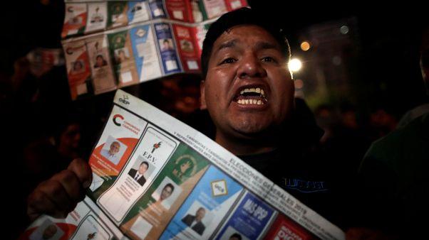 Bolivya'da Morales'in 4. seçimi kazandığı açıklandı: Halk sandıkları yaktı