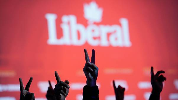Kanadában nyertek a liberálisok, de elvesztették kormánytöbbségüket