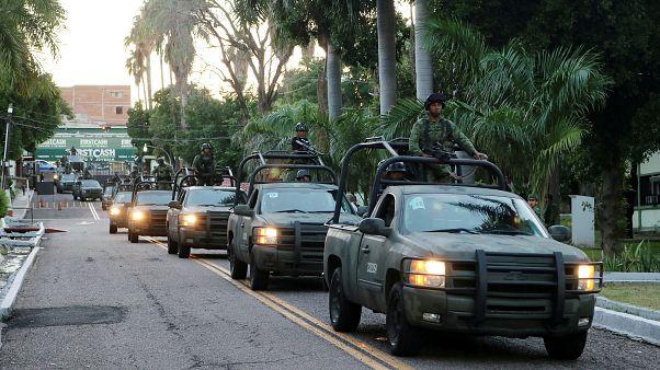 Donald Trump: Meksikalı uyuşturucu kartellerine savaş açmanın zamanı geldi