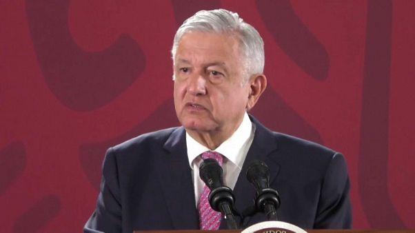 López Obrador mantiene que el Gobierno trata de capturar al hijo del Chapo