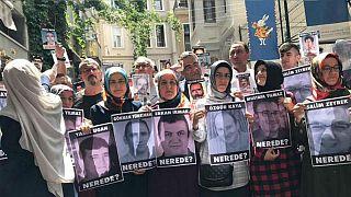 Sümeyye Yılmaz: Kayıp eşim Ankara Emniyet Müdürlüğü'nde ortaya çıktı