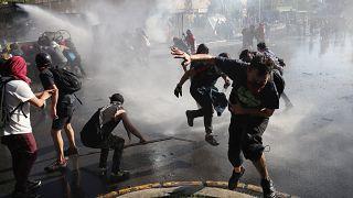 Folytatódó zavargások Chilében
