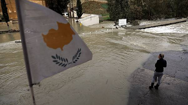 Κύπρος: Σε πορτοκαλί συναγερμό για επερχόμενη καταιγίδα
