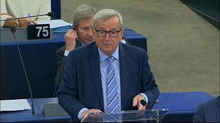 """Jean-Claude Juncker e as críticas ao """"Brexit"""""""