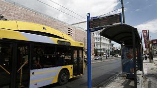 Αθήνα: Τετράωρη στάση εργασίας στα τρόλεϊ την Τετάρτη