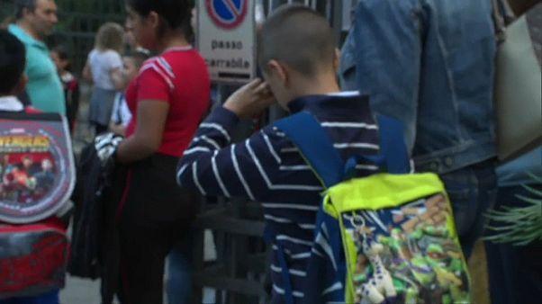 Europäischer Negativrekord: 1,2 Millionen italienische Kinder leben in Armut
