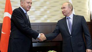 Συμφωνία Πούτιν-Ερντογάν: Διορία 150 ωρών στους Κούρδους