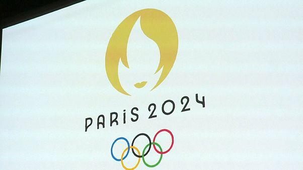 Fransa'nın sembol kadınından esinlenen Olimpiyat Oyunları'nın logosu açıklandı