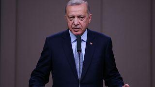 اردوغان: گفتههای برخی مقامهای ایران درباره عملیات چشمه صلح مرا ناراحت کرده است