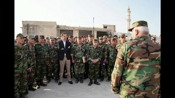 بشار اسد در جبهه ادلب: اردوغان زمانی نفت میدزدید و حالا زمین میدزدد