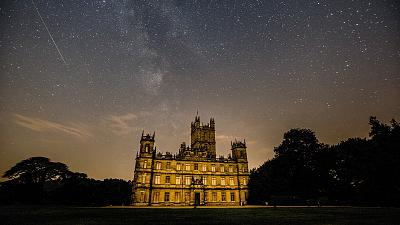 Highclere Castle is available on AirBNB for one night only