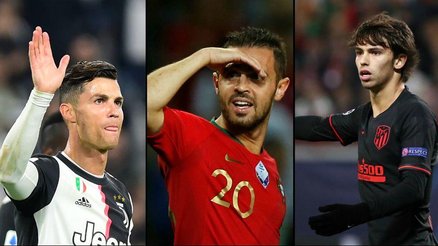 Três portugueses na corrida à sucessão de Luka Modric na lista da France Football