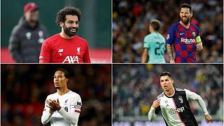 Avrupa'da yılın en iyi futbolcusuna verilen Altın Top ödülü için adayları belli oldu