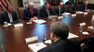 Trump: Çin ile ticaret anlaşmasının ilk aşaması için işler yolunda