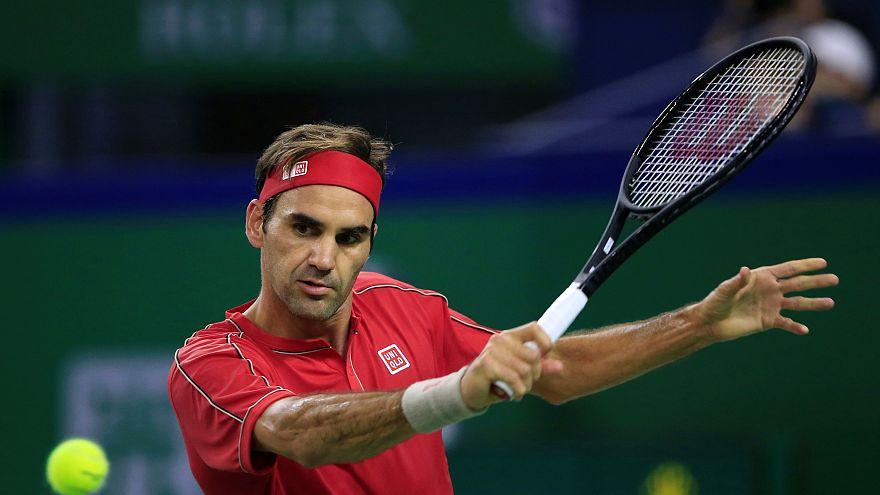 Юбилейный матч Федерера