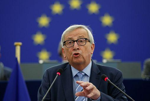 """The Brief From Brussels: """"Prendetevi cura dell'Europa"""", ultimo messagio di Juncker all'eurocamera"""