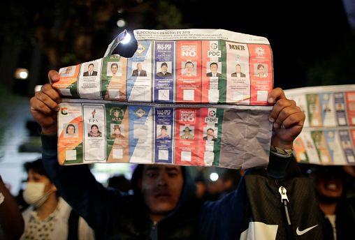 CRONOLOGÍA: Por qué los bolivianos ponen en duda la victoria electoral de Evo Morales