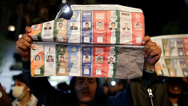 A fourth election, a victory claim and an incomplete vote count: Why Bolivians are calling fraud