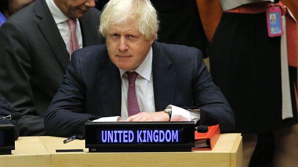 جونسون يهدد بسحب اتفاق بريكست من البرلمان والدعوة لانتخابات مبكّرة