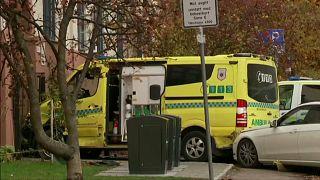 النرويج: اعتقال رجل سرق سيارة إسعاف وصدم بها عدد من المارة بينهم طفلان توأمان