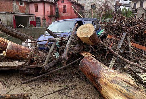 La gota fría se cobra dos víctimas mortales en Italia