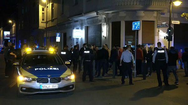 Germania: mega rissa tra turchi e curdi a Herne