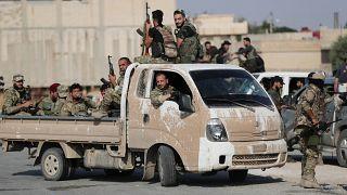 Ateşkesin bitmesine saatler kala YPG'den 'tamamen çekildik' açıklaması