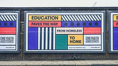 End Youth Homelessness Employability Campaign.