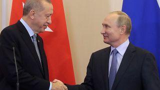 Turquía y Rusia acuerdan una zona de seguridad en el noreste de Siria