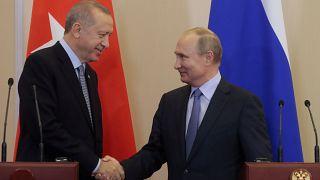 Россия-Турция: «судьбоносные решения» в Сочи
